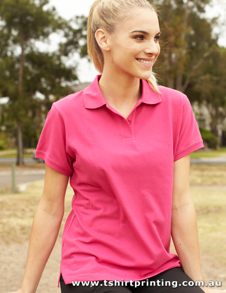 P60W Bocini Ladies Classic Polo